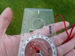 Navigation 101 - Compass Bearing