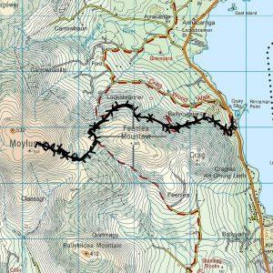 Moylussa Map